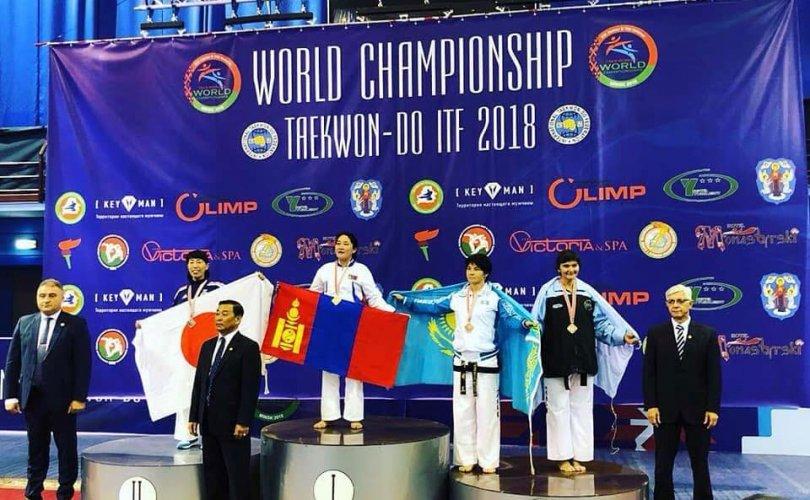 Беларусьт зохиогдсон тэмцээнд Монгол Улс дөрвөн алт, мөнгө, зургаан хүрэл медаль хүртэв