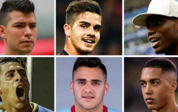 FIFA 2018: Хамгийн залуу тоглогчид