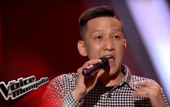 """""""Voice of Mongolia"""" шоуны оролцогч Э.Алтаннамар дээрэмдүүлжээ"""