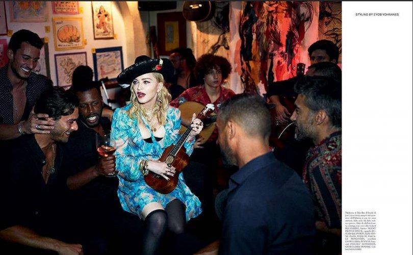 Мадонна шинэ амьдралынхаа тухай ярилцлага өгчээ