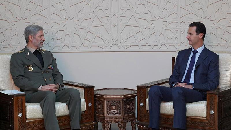 Иран, Сири улсууд хамтран ажиллана