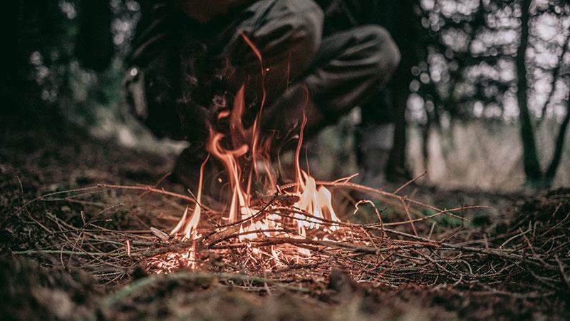Германд ойн гал түймэр дүрэлзэж байна
