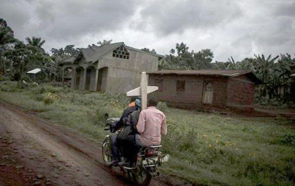 """Конгод """"Эболо"""" вирусээс болж 67 хүн нас баржээ"""