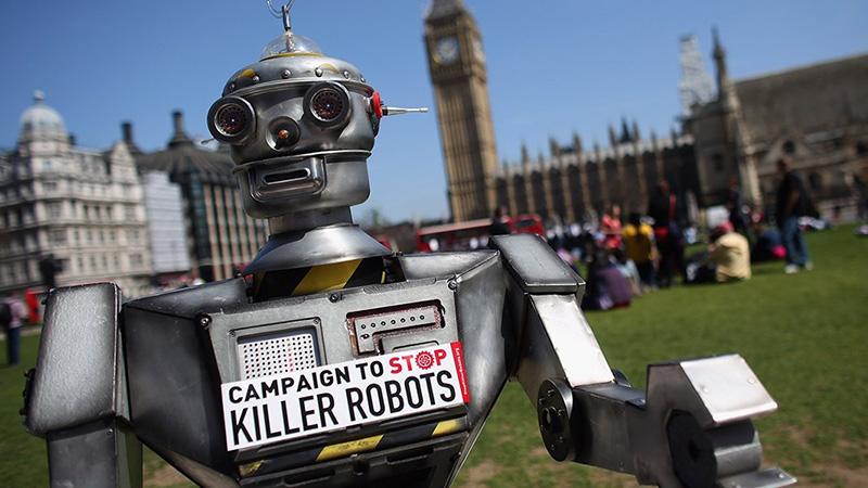 НҮБ алуурчин роботуудын талаар хэлэлцэж байна
