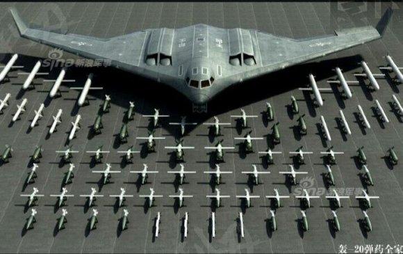 БНХАУ-ын чимээгүй бөмбөгдөгч онгоц аюултай юу?