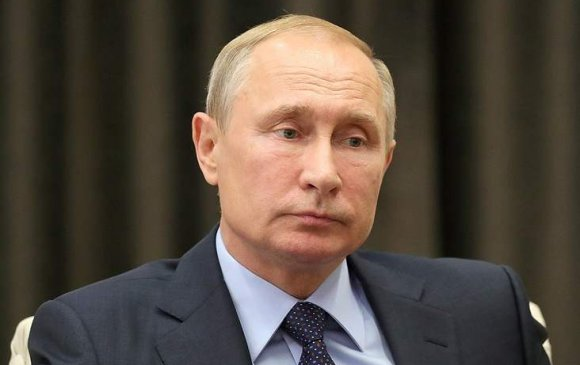 Ерөнхийлөгч Путин