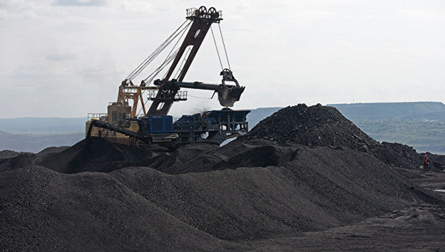 Энэ онд ОХУ-ын нүүрсний олборлолт 420 сая тоннд хүрнэ