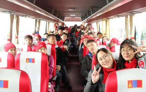 Дэлхийн аялал жуулчлалын өдрийг тэмдэглэн өнгөрүүлж байна
