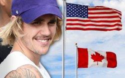 Жастин Бибер АНУ-аас иргэншил хүсчээ