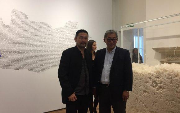 """Монголын уран бүтээлчид """"London design biennale""""-д амжилттай оролцлоо"""