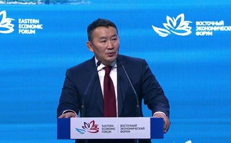 Х.Баттулга Владивостокийн форумд хоёр дахь удаагаа оролцоно