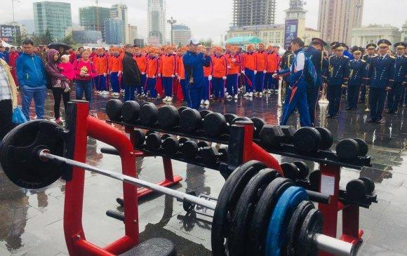 """""""Хүчирхэг Монгол"""" спорт, урлагийн өдөрлөгт амжилттай оролцлоо"""