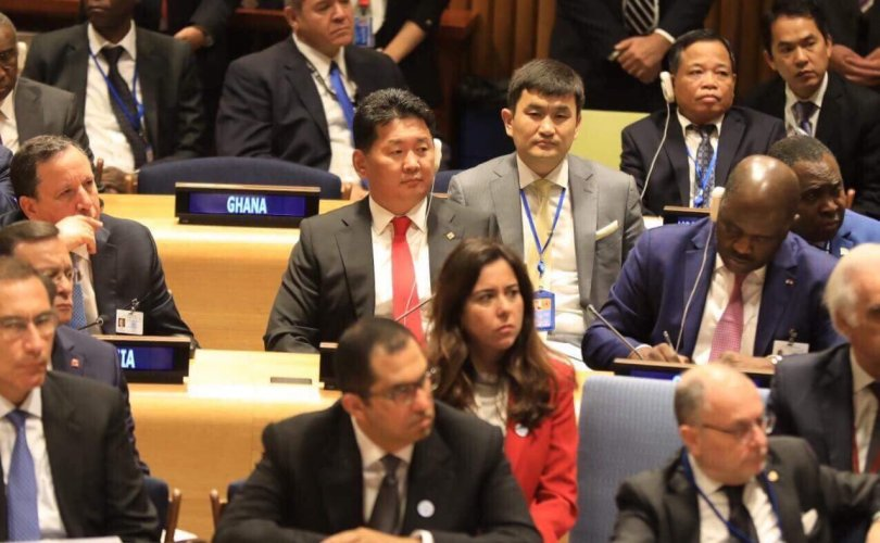 """""""Хар тамхины асуудалтай тэмцэх дэлхийн уриалга""""-д Монгол улс нэгдэж байгааг илэрхийллээ"""