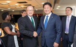 Ерөнхий сайд Дэлхийн банкны ерөнхийлөгчтэй уулзав