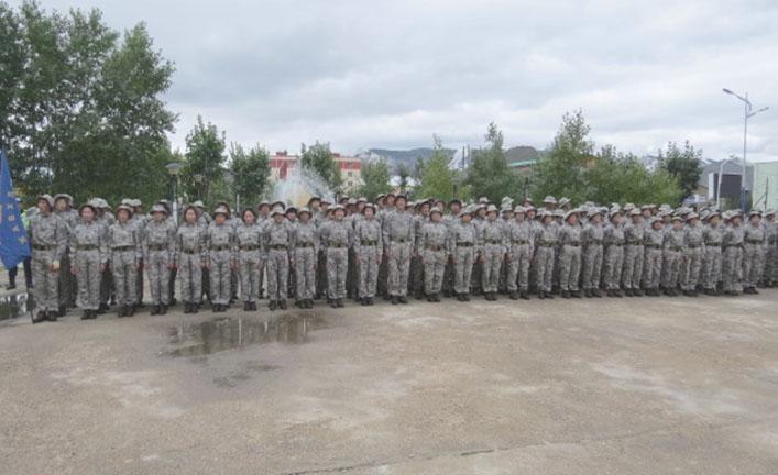 Сурагчдад цэрэг эх оронч хүмүүжил олгох сургалт Завхан аймагт эхэллээ