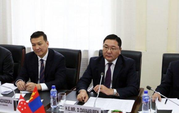 Монгол, Сингапурын Гадаад хэргийн яам хоорондын бодлогын анхдугаар зөвлөлдөх уулзалт болов