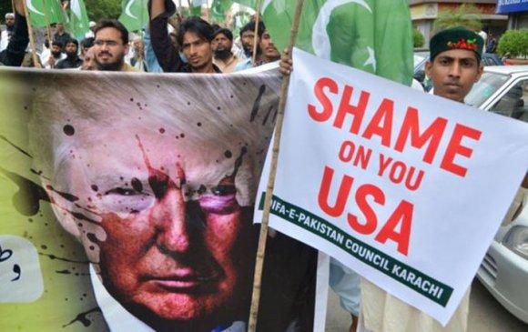 АНУ-ын арми Пакистанд үзүүлэх бүх тусламжаа цуцаллаа