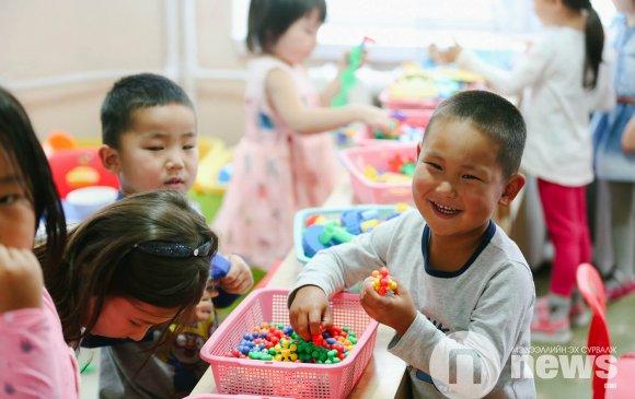 Монгол Улс сургуулийн өмнөх боловсролын хөрөнгө оруулалтаар тэргүүлж байна