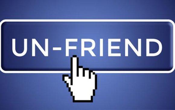 """Тодорхой нэр, хаяггүй найзуудаа """"Unfriend"""" хийгээрэй"""