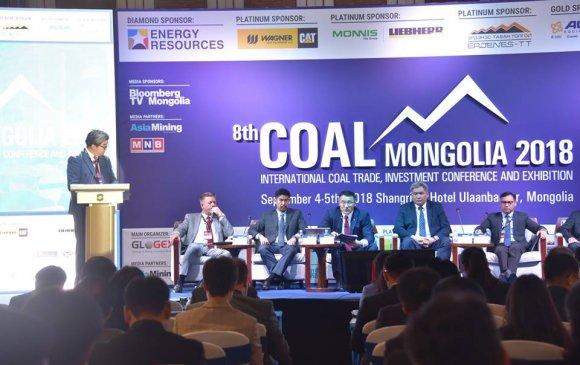 """""""Coal Mongolia-2018"""" олон улсын чуулга уулзалт болж байна"""