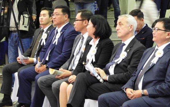 Улаанбаатар түншлэл 2018 олон улсын үзэсгэлэн, худалдаа нээлтээ хийлээ