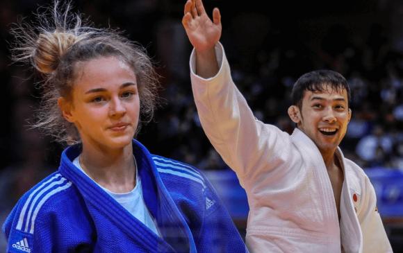 Японы Н.Такато 3 дахь, 17 настай Украйн охин анхны алтан медалиа хүртлээ