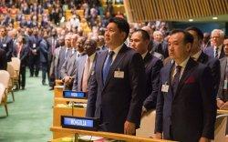 """Бороотой Нью-Йорк дахь НҮБ-ын """"болзоо"""""""