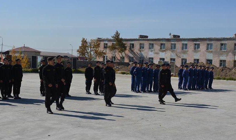 Цэргийн дүйцүүлэх албаны тусгай үүргийн бэлтгэл шатны сургалт өндөрлөв