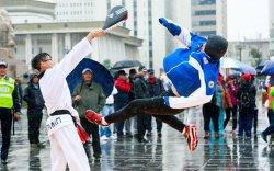 """""""Хүчирхэг Монгол"""" спорт, урлагийн өдөрлөг болов"""