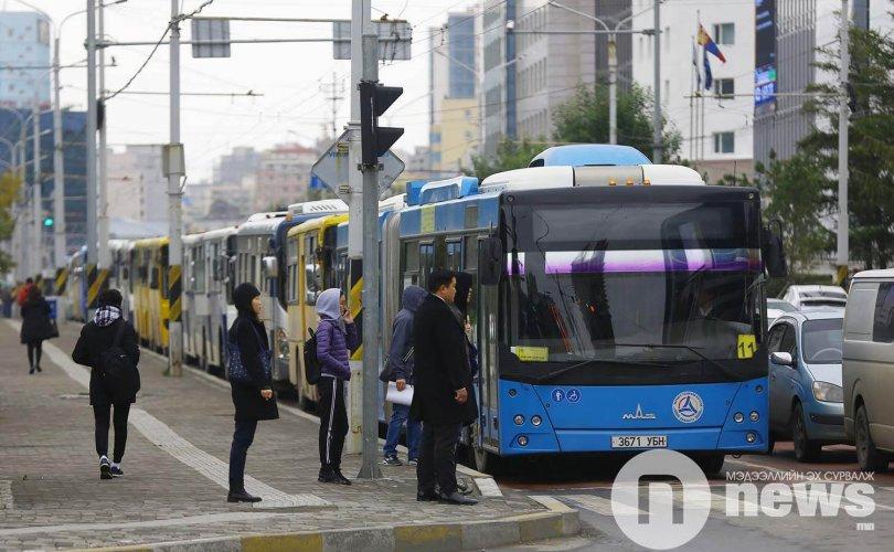 Автобусанд амны хаалтгүй зорчвол 150 мянгаар торгоно