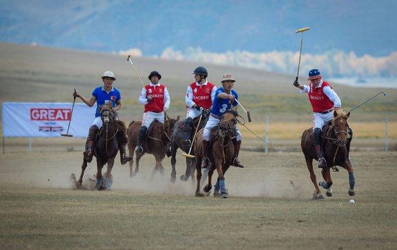 Британи, Монголын цэргийн поло баг дахин тоглоно