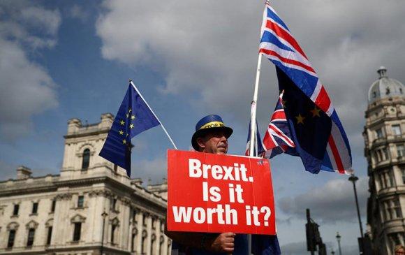 """""""Брексит"""" юу болов?"""