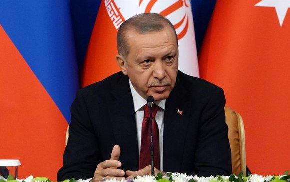 Эрдоган өөрийгөө Туркийн үндэсний баялгийн сангийн даргаар томилжээ