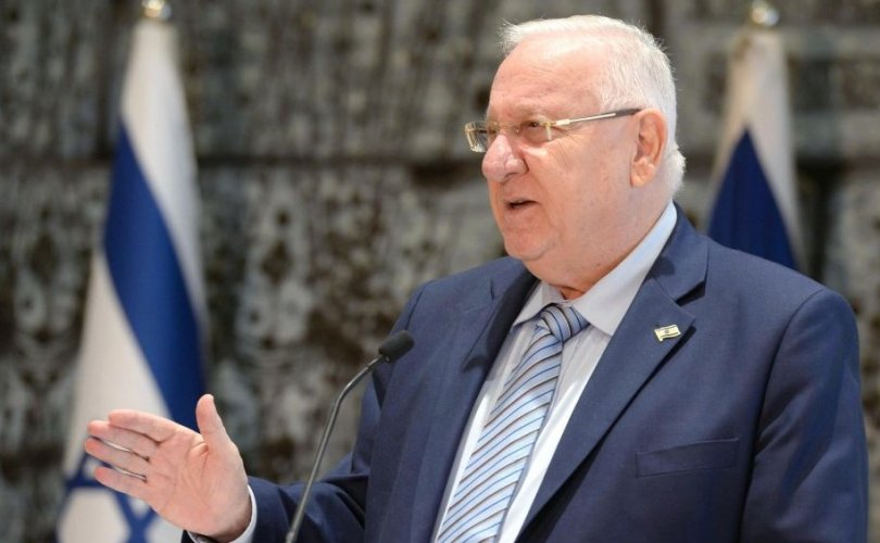 БНСУ: Израилийн ерөнхийлөгчийн айлчлалаас татгалзаагүй гэв