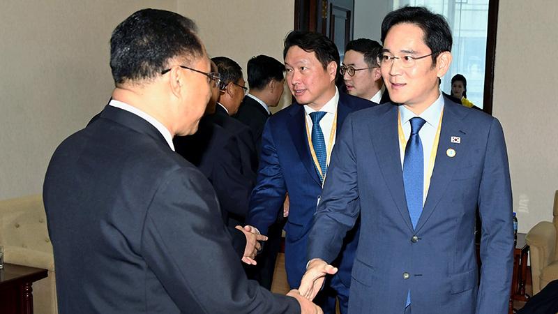 """Өмнөдийн бизнесменүүд Хойд Солонгосыг """"онилж"""" байна"""