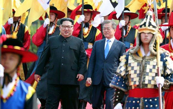 Хоёр Солонгосын уулзалт маргааш болно