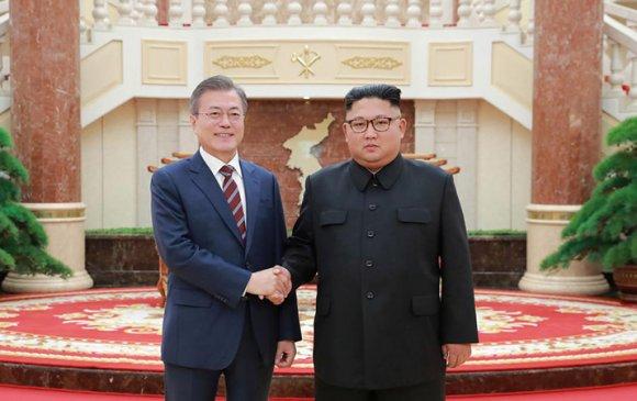 Ким Жон Ун Сөүлд айлчилна