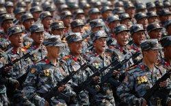 Хойд Солонгос цэргийн жагсаал хийхээр бэлтгэж байна