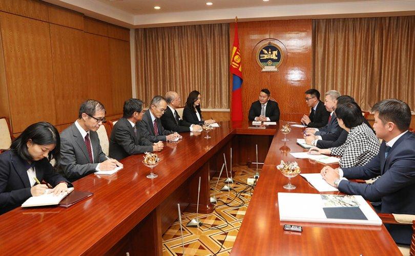 Хоккайдо-Монголын эдийн засгийн харилцааг дэмжих нийгэмлэгийн тэргүүнтэй аялал жуулчлалын асуудлаар ярилцлаа