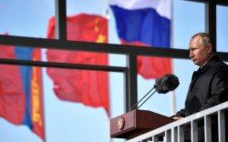 Восток-2018 цэргийн бэлтгэл сургуулилттай Путин танилцлаа