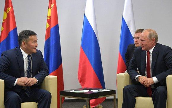 Х.Баттулга: Монгол, Оросын хамтын ажиллагаанд шинэ боломж нээгдэж байна