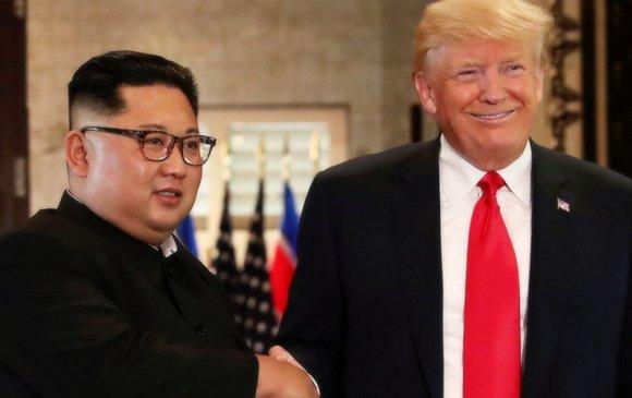 Трамп Кимтэй дахин уулзахаар төлөвлөж байна