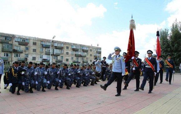 ХСИС суралцагчид цэргийн тангараг өргөж, сонсогчийн эгнээнд нэгдлээ