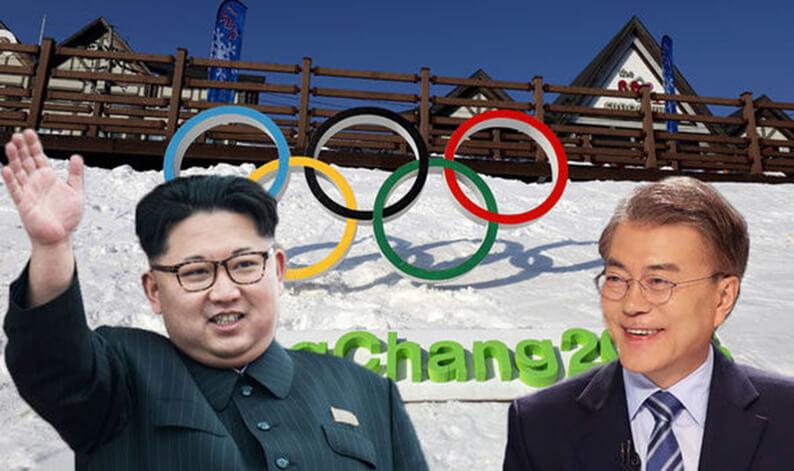 2032 оны зуны олимпыг хоёр Солонгос хамтран зохион байгуулах уу?