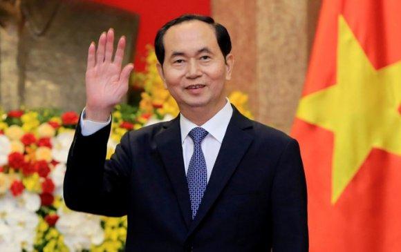 Вьетнамын ерөнхийлөгч таалал төгсчээ
