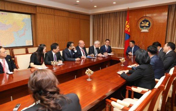 Ерөнхийлөгч Х.Баттулга Ж.Инайшвилиг хүлээн авч уулзлаа