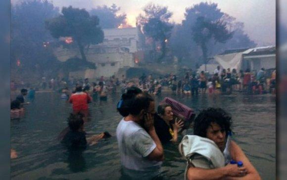 Афины ойн түймэрт 99 хүн амь үрэгджээ