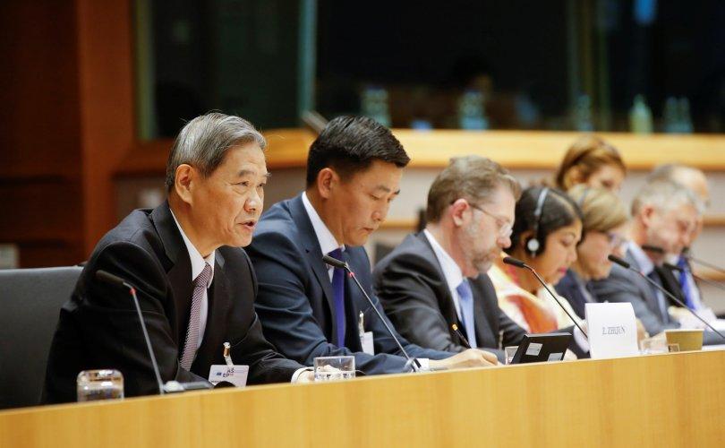 Ё.Баатарбилэг Ази, Европын Парламентын Түншлэлийн (АСЕП) 10 дугаар уулзалтад оролцов