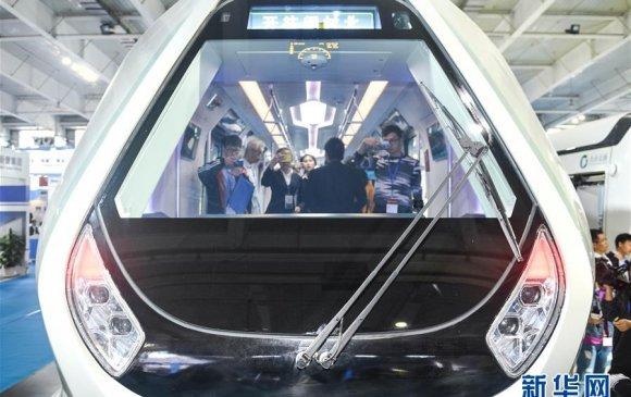 Жолоочгүй метро бүтээжээ