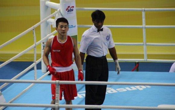 Э.Цэндбаатар мэргэжлийн боксоор тулалдахыг мөрөөддөг